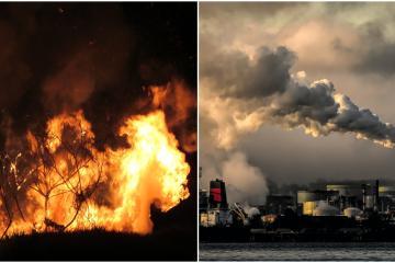 ONU alerta: el mundo sigue un camino catastrófico que provocará...