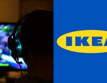 IKEA estrena nueva línea de muebles para gaming