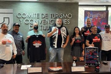 Tijuana te invita al Biker Fest 2021