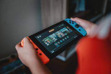 Baja el precio del Nintendo Switch regular por primera vez
