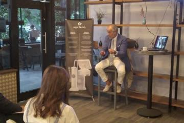 Luigi Lupi habla sobre sus cursos de barista en México y su...