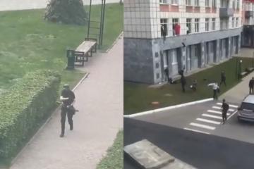 8 muertos y 28 heridos tras tiroteo en universidad rusa