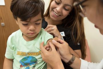 Covid-19: Vacuna Pfizer es segura en niños de 5 a 11 años