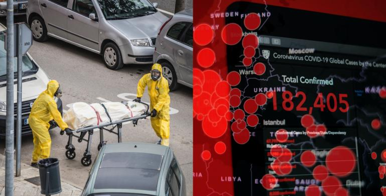 Covid-19 en EEUU está por convertirse en la pandemia más mortal...