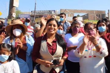 Montserrat Caballero agradece la confianza de Tijuana ante el...