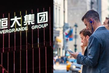Desplome financiero global por quiebre inminente de empresa China
