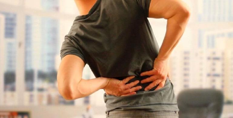 Presta atención a tu dolor de espalda, podría ser una hernia de...