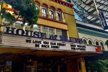 Regresan conciertos a House of Blues de San Diego