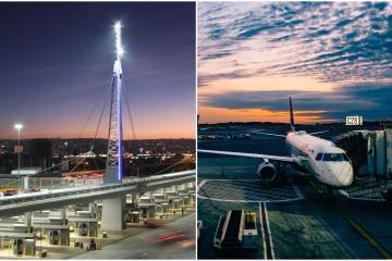 Restricciones fronterizas no afectan viajes aéreos entre...