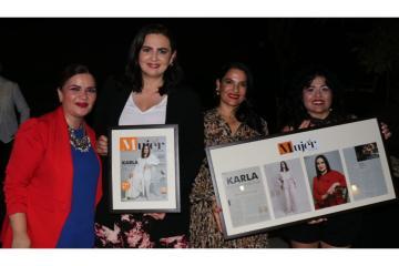 Primera alcaldesa de Tijuana, Karla Ruiz recibe reconocimiento de...