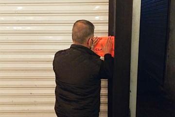 Ayuntamiento cierra dos establecimientos por no respetar protocolos