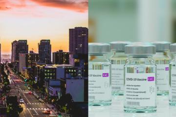 Ciertas personas en San Diego serán elegibles para refuerzo de Pfizer