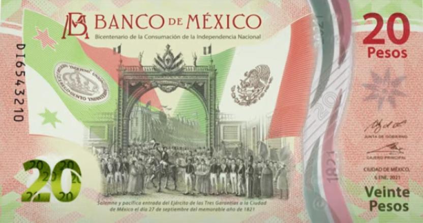 Video Banco de México