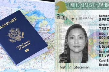 Documentos requeridos para viajar fuera de Estados Unidos si eres...