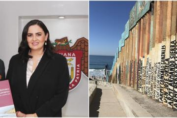 Mayor Karla Ruizs actions to address the immigration situation in...
