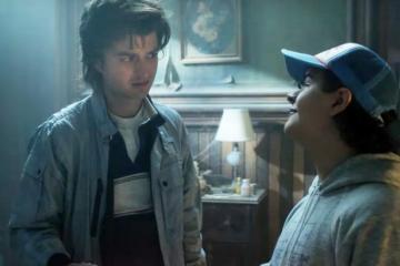 Stranger Things 4 | La casa Creel | Netflix