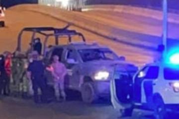 SRE confirma liberación de soldados mexicanos detenidos en la...