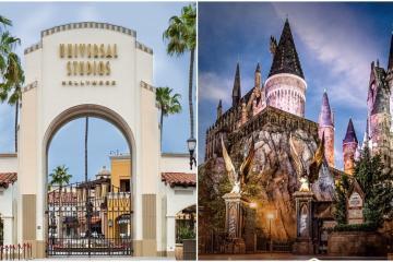 Parques de diversiones en Los Ángeles pedirán comprobante de...