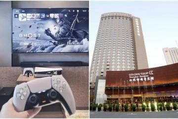 Hotel y Sony se unen para ofrecer el PlayStation 5 en habitaciones
