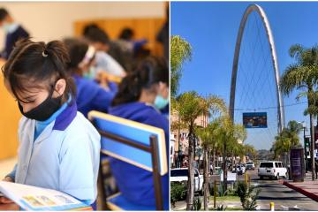 Baja California: 20 mil estudiantes regresarán a clase, pese a...