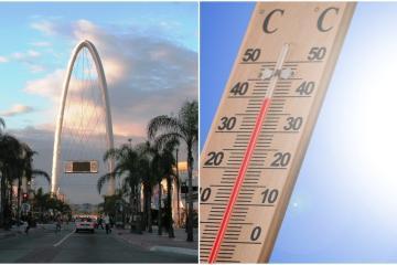 Días frescos no durarán, se esperan temperaturas altas en Tijuana...
