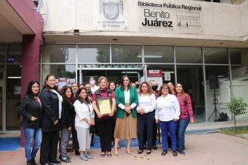 Mayor of Tijuana begins remodeling and renovation of the Benito...