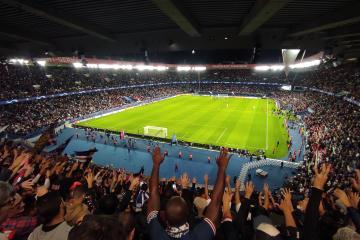 Así se vive la experiencia de la Champions con el PSG
