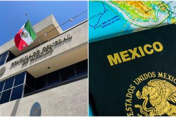 Mexican Consulate in San Diego announces Saturday as a document...