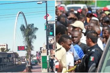 New wave of 60 thousand Haitians could reach Tijuana and other...