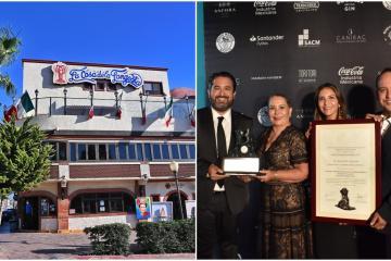 La Casa de la Langosta in Rosarito receives Canirac award for its...