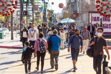 Tijuana among the 20 municipalities with most active cases of...