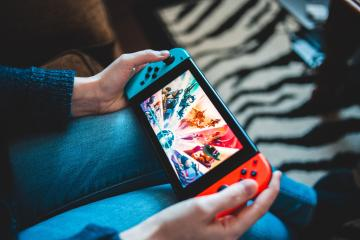 Hombre entra a casa de su ex pareja y toma su Nintendo Switch