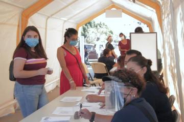 Promueven segunda Brigada de Salud & Familia en Tecate