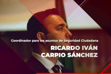 Marina del Pilar nombra a Iván Carpio Sánchez Coordinador de...