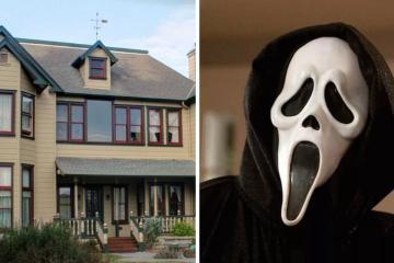 'Scream': Ya puedes rentar la casa donde se grabó la famosa...
