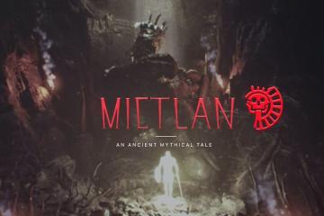 Mictlán, el videojuego sobre el México prehispánico mostrará su...