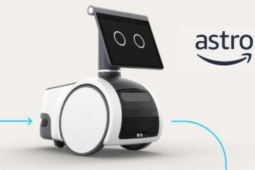 Astro, el robot doméstico de Amazon