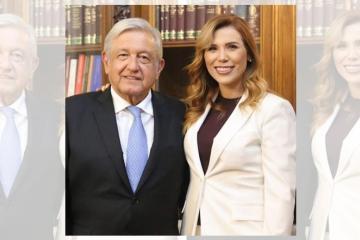 AMLO reiterates his full support to Marina del Pilar,...