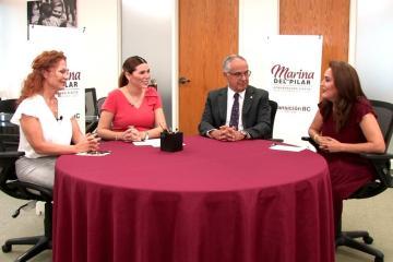 Governor-elect Marina del Pilar reveals new cabinet members