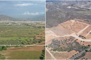 Request to cancel construction of APM concert forum in Valle de...