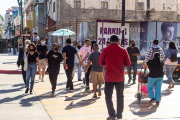 Tijuana is the municipality in Baja California where COVID-19...