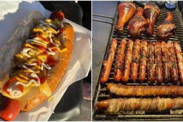 Discover the biggest and most delicious Hot Dogs in Tijuana