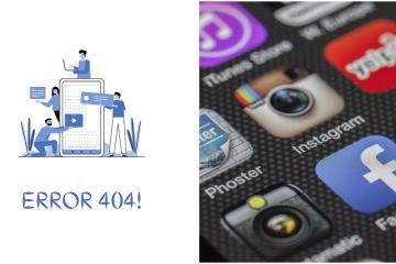 Facebook e Instagram fallan otra vez