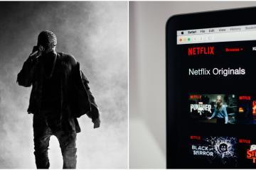 Netflix estrenará una serie documental de la vida de Kanye West en...