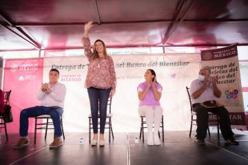 Governor-elect Marina del Pilar will defend AMLOs legacy by...