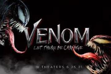 Venom: Carnage Liberado rompe récord de taquilla en su estreno