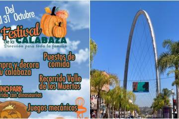 Tijuana tendrá un Festival de la Calabaza este mes