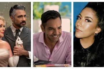 Apple TV+ promueve series latinas celebrando el Mes de la Herencia...