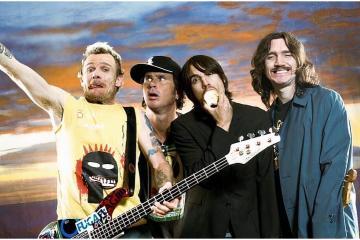 Nueva gira llevará a los Red Hot Chili Peppers al Petco Park de...