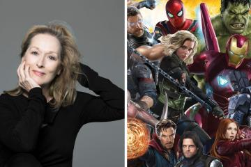 Meryl Streep estaría cerca de unirse al UCM
